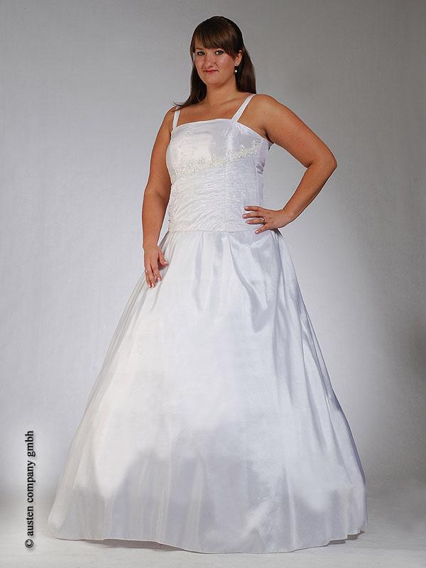 1000 ANJA Brautkleid 2tlg Weiß Gr.46-60 NEU | eBay