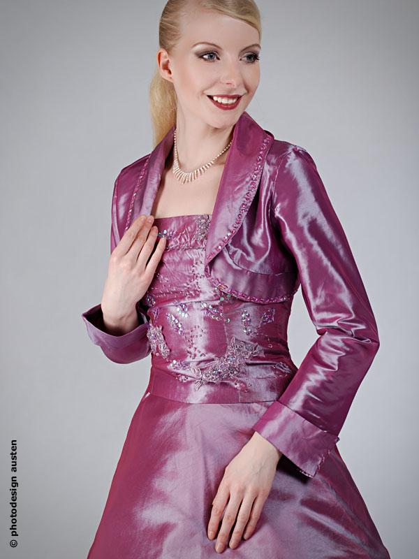 1515 bolero gr 38 62 passend zum envie abendkleid viele farben ebay